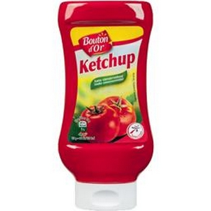 Bouton d'or ketchup nature 560g