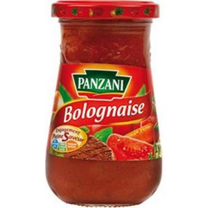 Panzani sauce bolognaise 210g