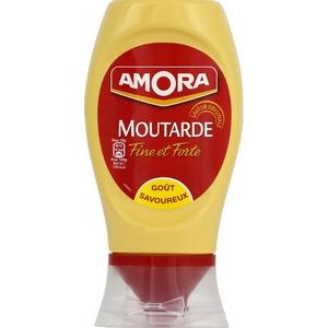 Amora moutarde fine et forte 265g