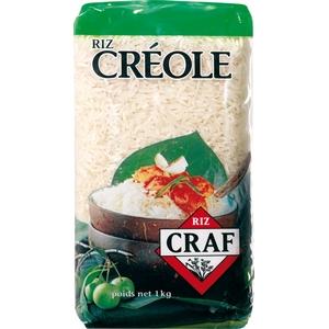 Riz craf créole 1kg
