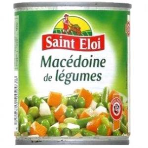 Saint éloi macédoine de légumes 4/4 530g
