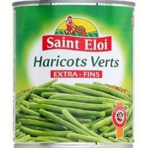 Saint éloi haricots verts extra-fins 4/4