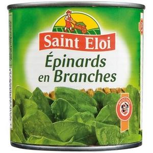 Saint éloi épinards en branche 1/2