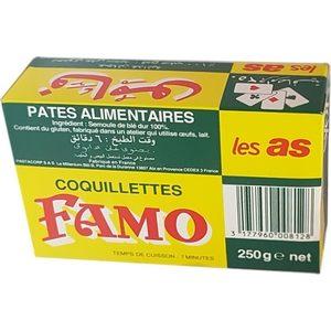 Pâtes famo coquillette 250g