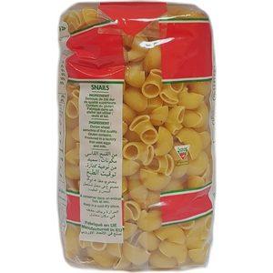 Sipa pâtes escargot 500g