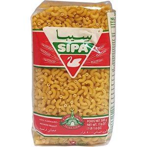 Sipa pâtes coquillette 500g