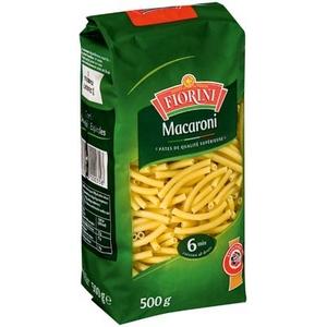 Fiorini pâtes macaroni 500g