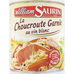 W. saurin choucroute 4/4