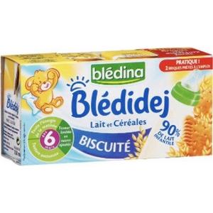 Blédidej biscuité 2x250ml