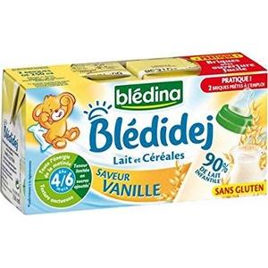 Blédidej vanille 2x250ml