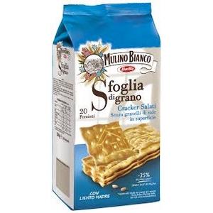 Barilla crackers sans sel 500g