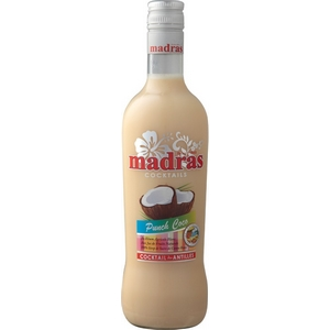 Madras punch coco 20° 70cl