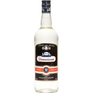Damoiseau rhum blanc 50° 1l