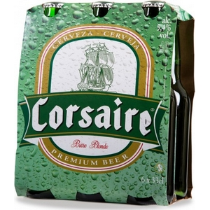 Bière corsaire blonde blle 6x33cl