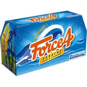 Force 4 blle 10x25cl