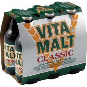 Bière Vitamalt classique blle 6x33cl