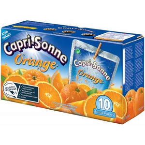 Capri-sonne orange 10x20cl