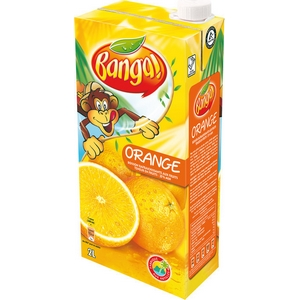 Banga jus d'orange 2l