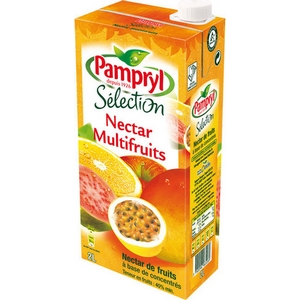 Pampryl jus multifruits 2l
