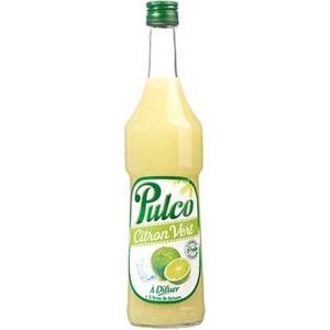 Pulco jus de citron vert bouteille 70cl