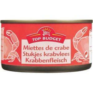 Top budget miettes de crabe 1/2