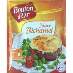 Bouton d'or sauce béchamel 54g