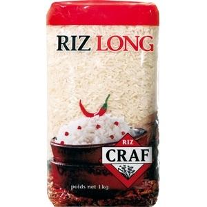 Riz craf long 1kg