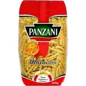 Panzani pâtes macaroni 500g