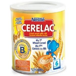 Nestlé cérélac blé 400g