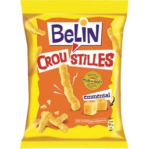 Belin croustilles goût emmental 85g