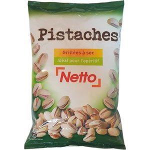 Netto pistaches grillées 250g