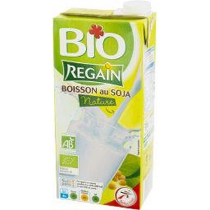 Regain lait soja nature 1l