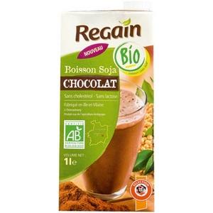 Regain lait soja chocolat 1l