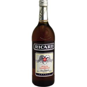 Ricard pastis 45° 1l