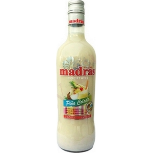 Madras punch pina colada 18° 70cl