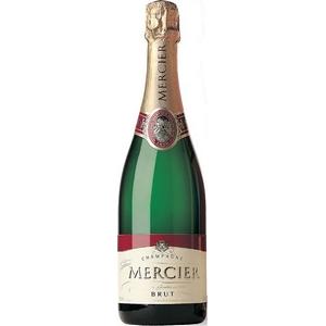 Champagne mercier brut 75cl