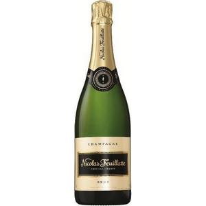 Champagne Nicolas Feuillate brut 75cl