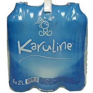 Eau de source karuline 6x2l