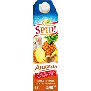 Spid préparation concentrée, ananas, 1l