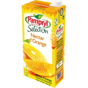 Pampryl nectar orange 2l