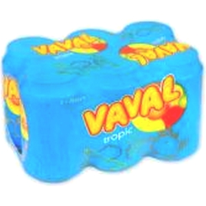 Vaval tropic 6x33cl