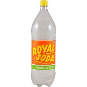 Royal soda citron 2l