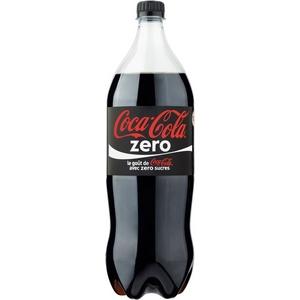 Coca-cola 2l zéro
