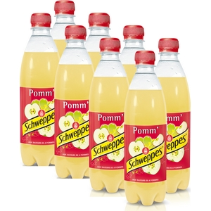 Schweppes pomme 8x50cl