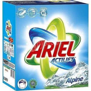 Lessive en poudre ariel alpine 21 doses 1365g