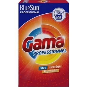 Lessive en poudre gama bluesun pro. 105d 6,825kg