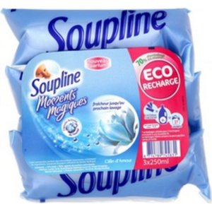 Soupline grand air 3x250ml