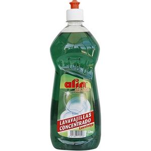 Liquide vaisselle alin vert 500ml