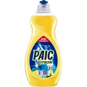 Liquide vaisselle paic citron 500ml