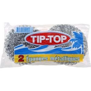 Tip-top éponges métalliques lot de 2